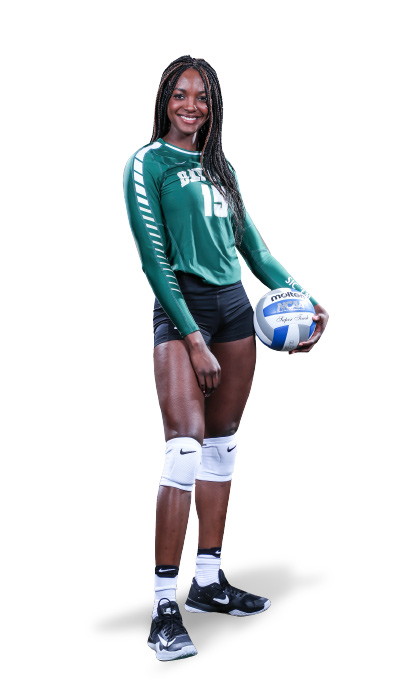 Tola Itiola, Senior volleyball player