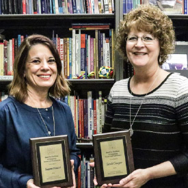 Baylor Education Faculty recieve award