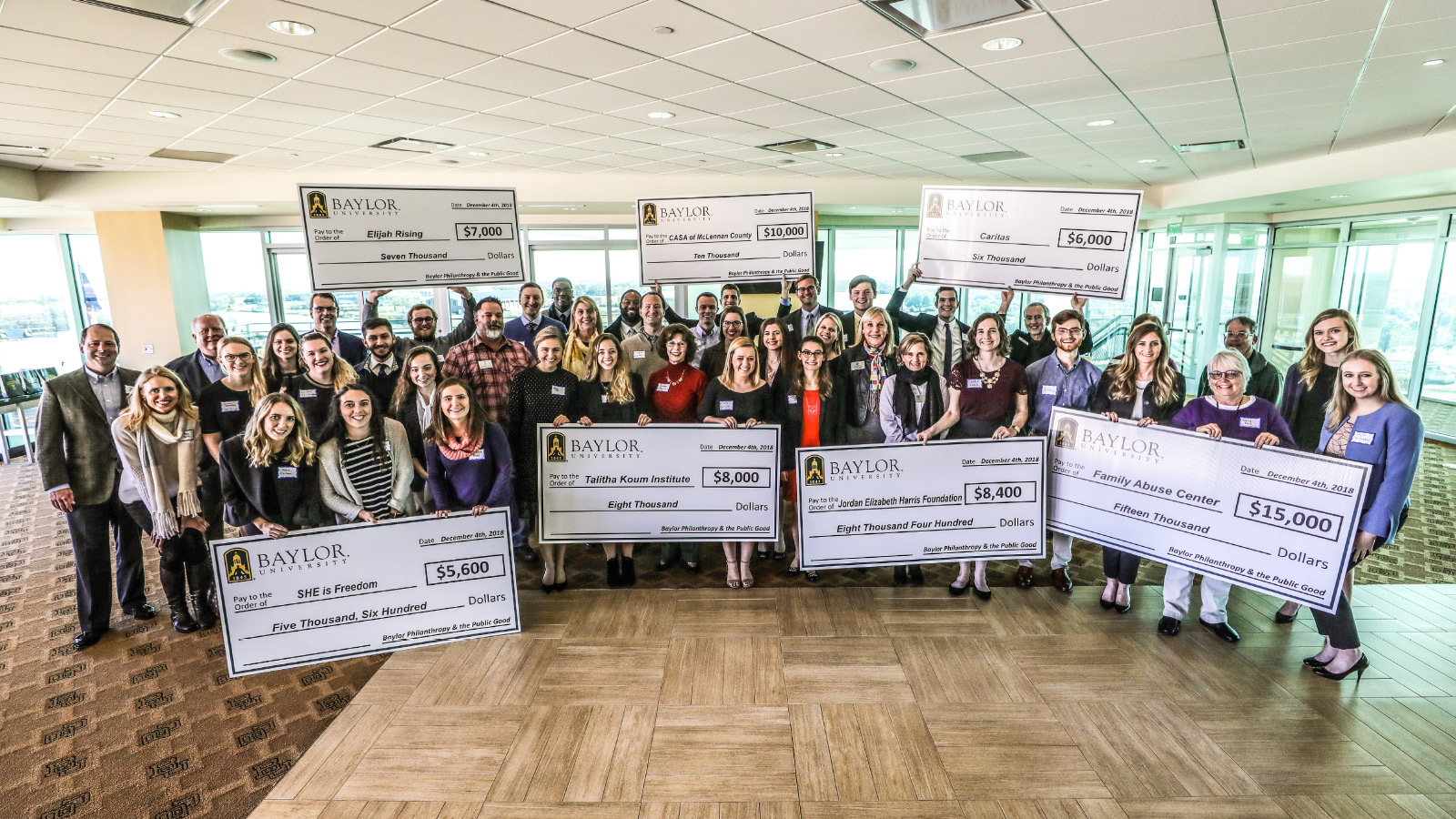 students award grants to local nonprofits