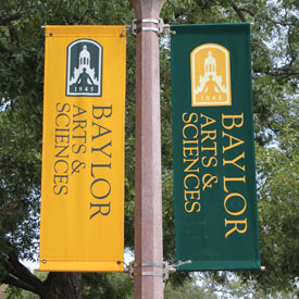 Arts and Sciences Banners