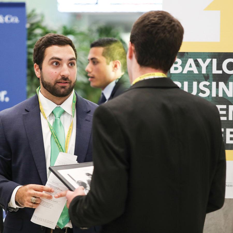 Baylor Business and STEM Career Fair