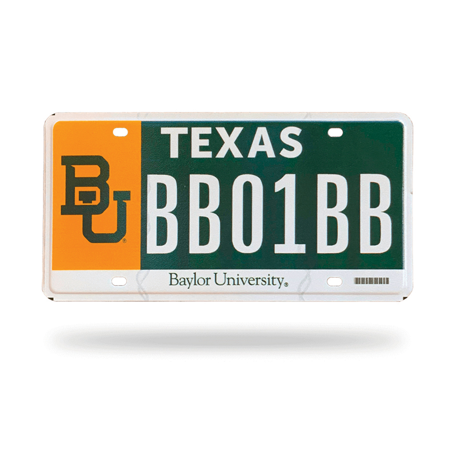 Newly-branded License Plate Available to Texas Drivers