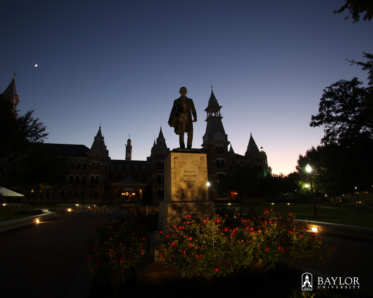 gallery for baylor campus wallpaper