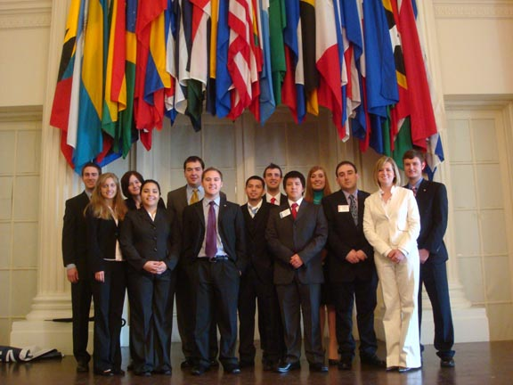 Spring 2009 Team