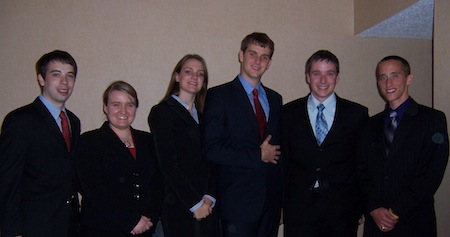 Moot Court_Texas Tech 2009 Group