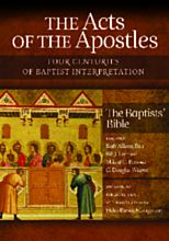 The Acts of the Apostles cover