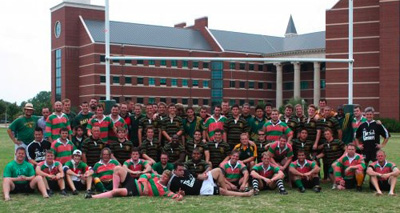 Men\'s Rugby Team