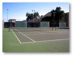 Marrs McLean Tennis Courts
