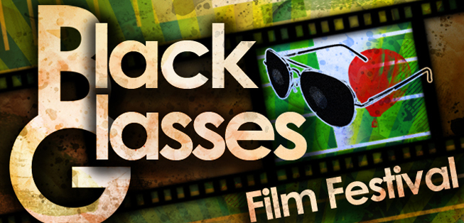 Black Glasses Image