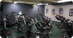 Russell - cycling studio