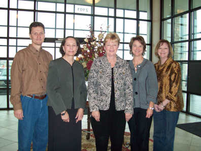 CTCTM Past Presidents and Barbara Reys