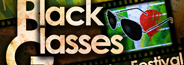 Callout - Black Glasses