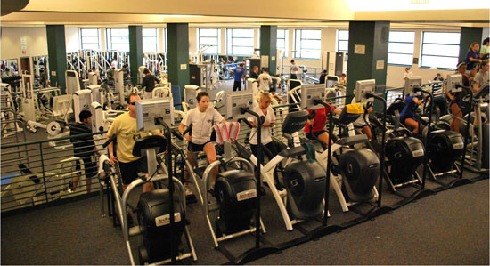 SLC Fitness Center