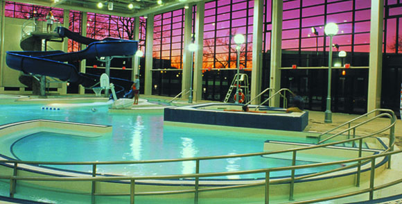 SLC Leisure Pool
