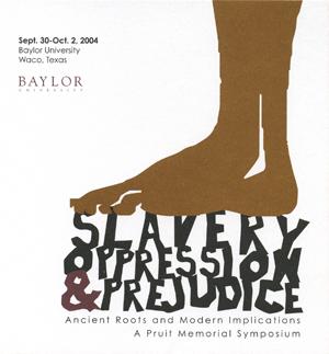 Slavery, Oppression & Prejudice