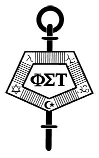 Phi Sigma Tau Key Logo