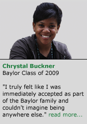 Spotlight - Crystal Buckner - Splash