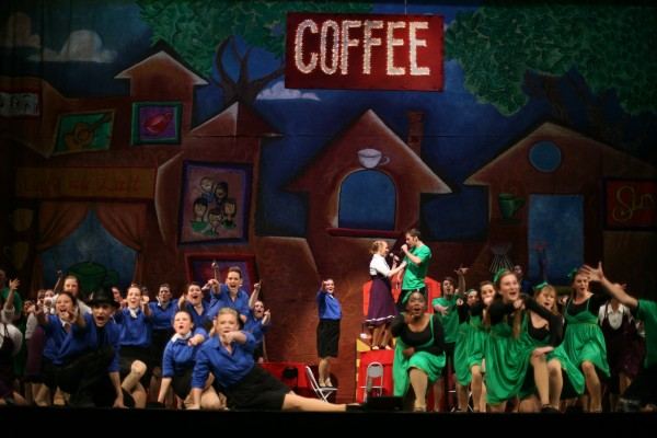 SING Whole Stage Coffee