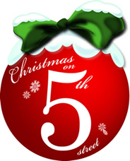 Christmas on 5th Logo