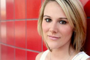Sarah Gist Headshot