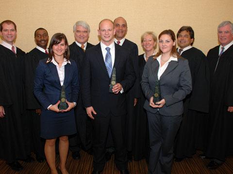 TYLA finalist team