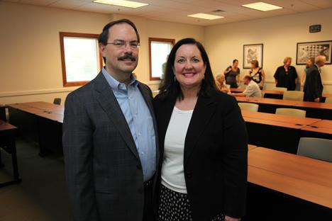 James & Lisa Meyerhoff