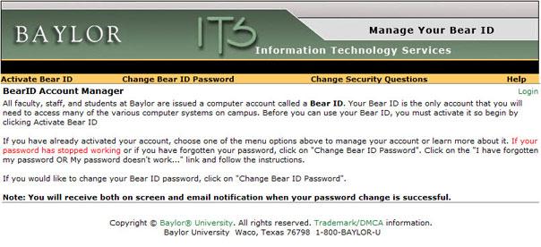 BearMail Step 1