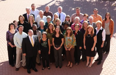 2010 Fall Faculty/Staff Photo