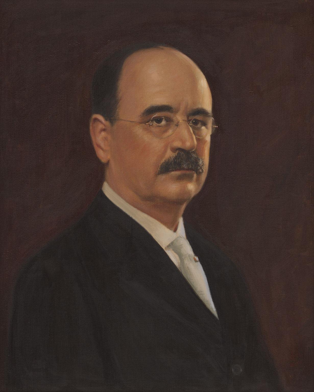 Samuel Palmer Brooks