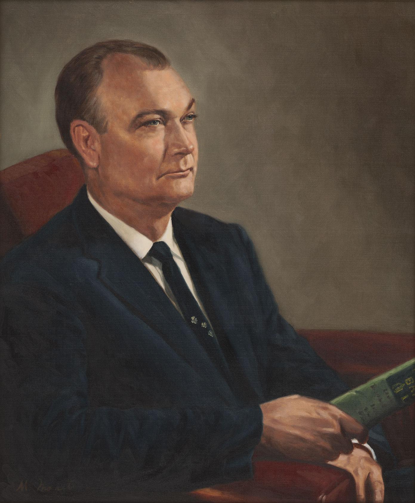 Abner Vernon McCall