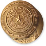Pro Texana Medal of Servicee
