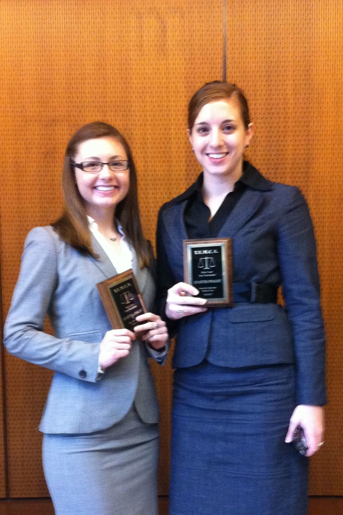 Moot Court_Texas Tech 2010 Rafie and Blurton