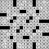 101111Crossword