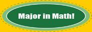 Major in Math