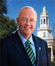 President and Chancellor Ken Starr