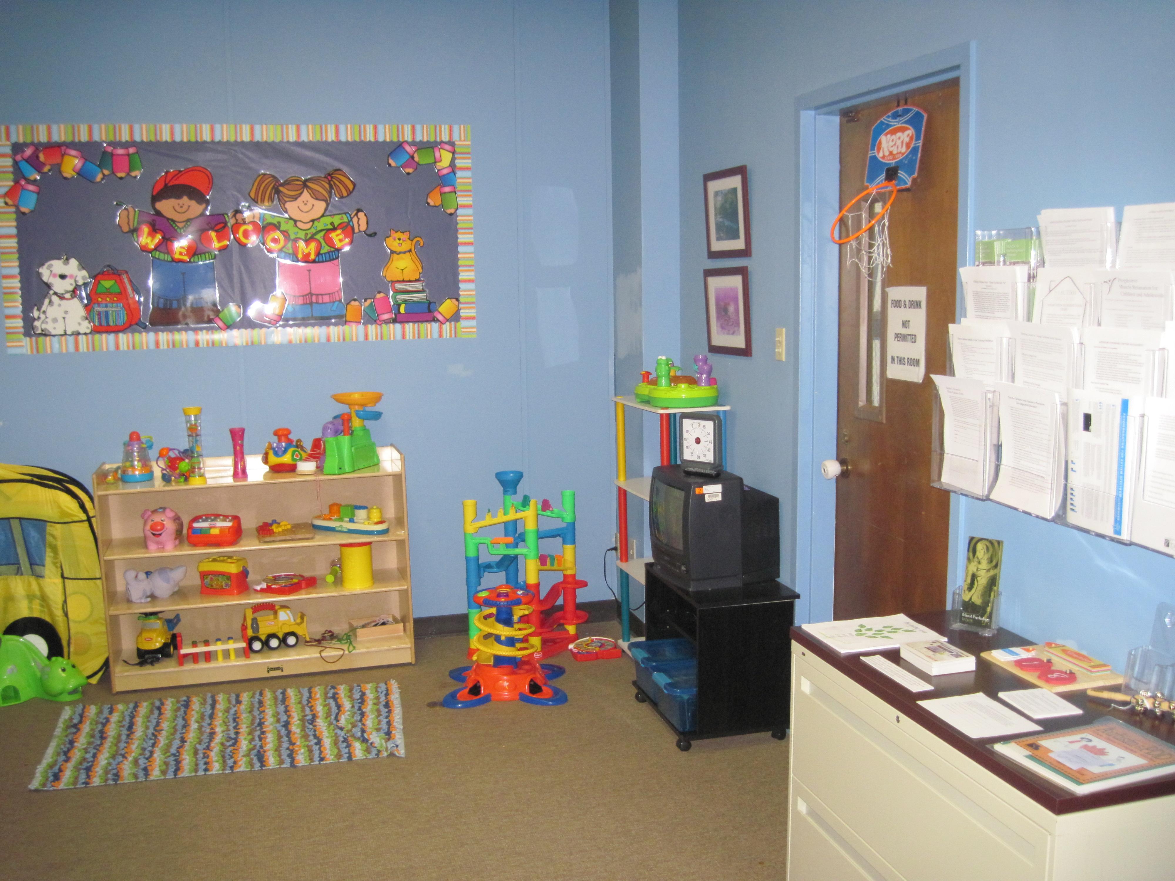Autism Center Main Room Pic