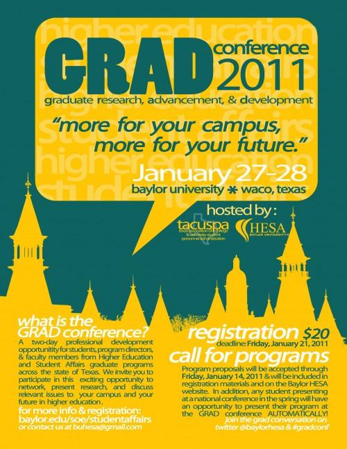 GRAD Conference