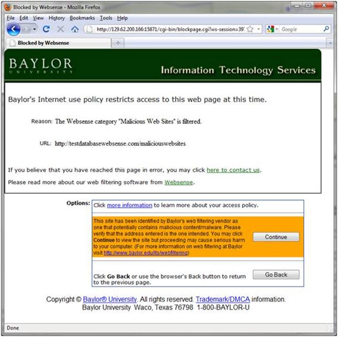 WebsenseBlockpage