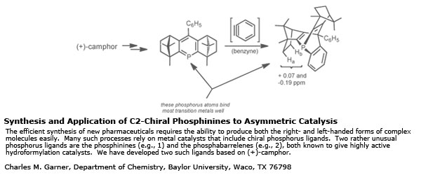 Research - Synthesis and Application of C2-Chiral Phosohinines