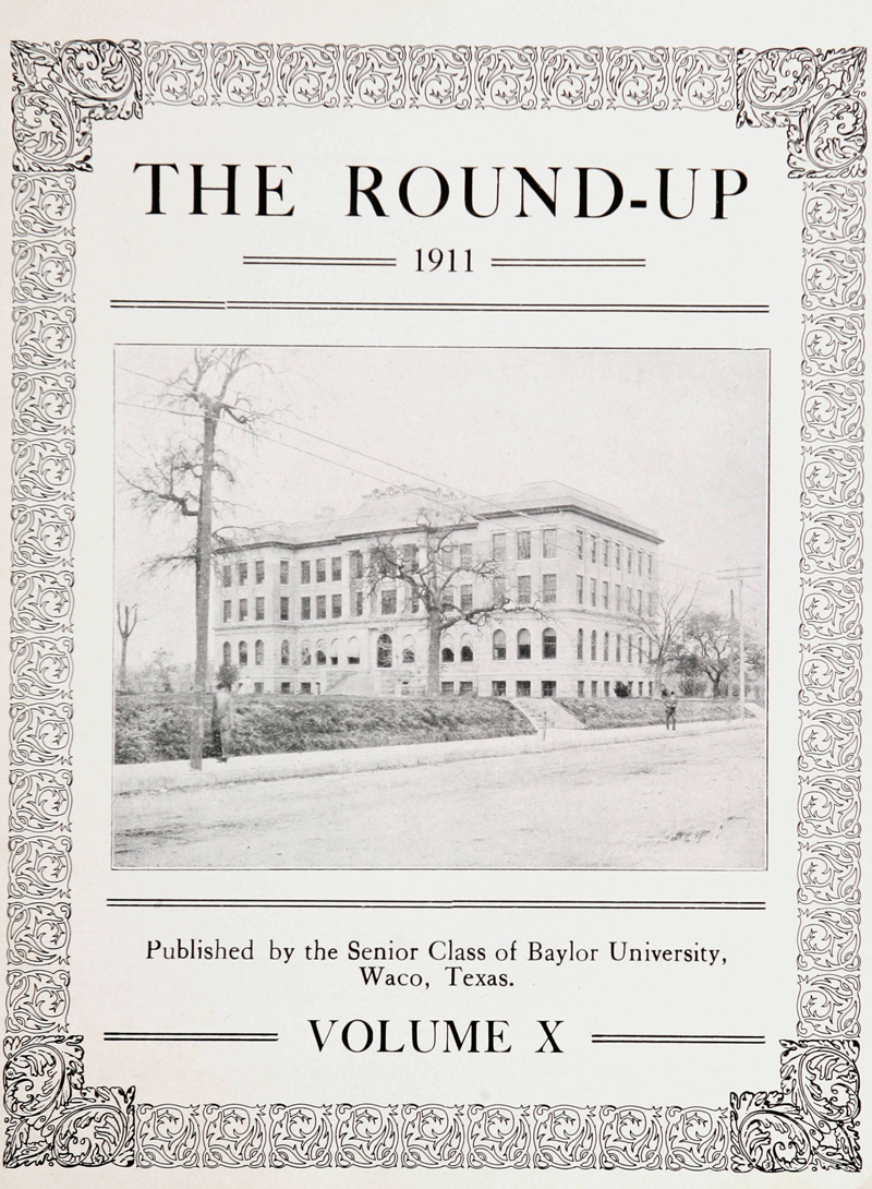 Round Up 1911