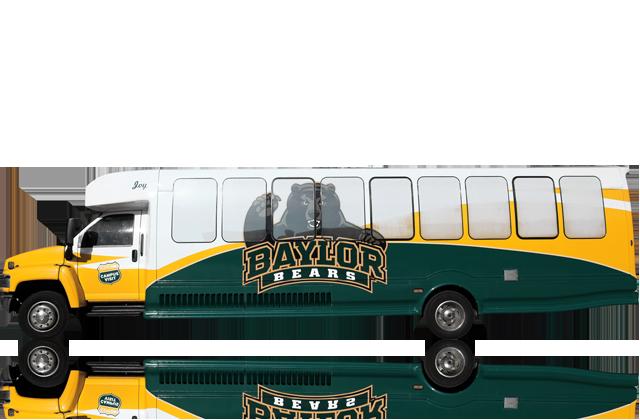 Campus Visit Bus