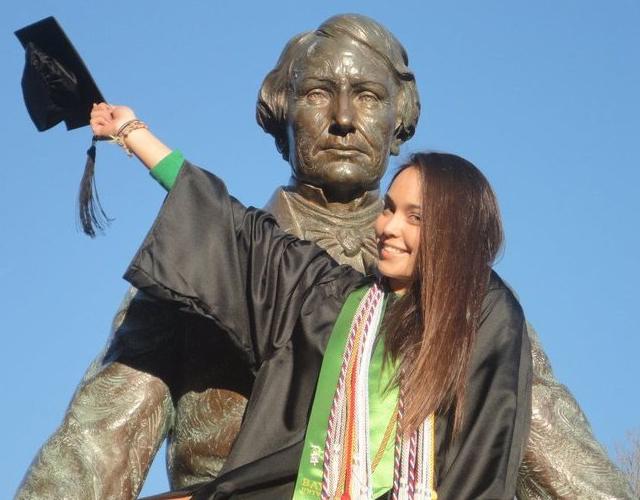 Spotlighting Alumni_Daniella Romero
