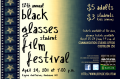 2011 Black Glasses Poster