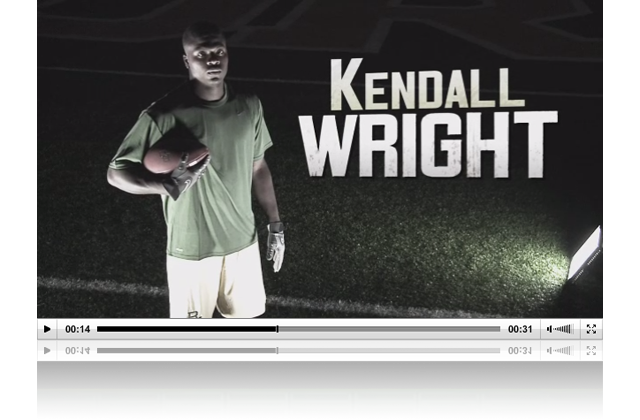 Rise Up Commercial with Kendall Wright