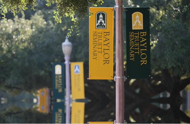 Baylor Lightpost Banners