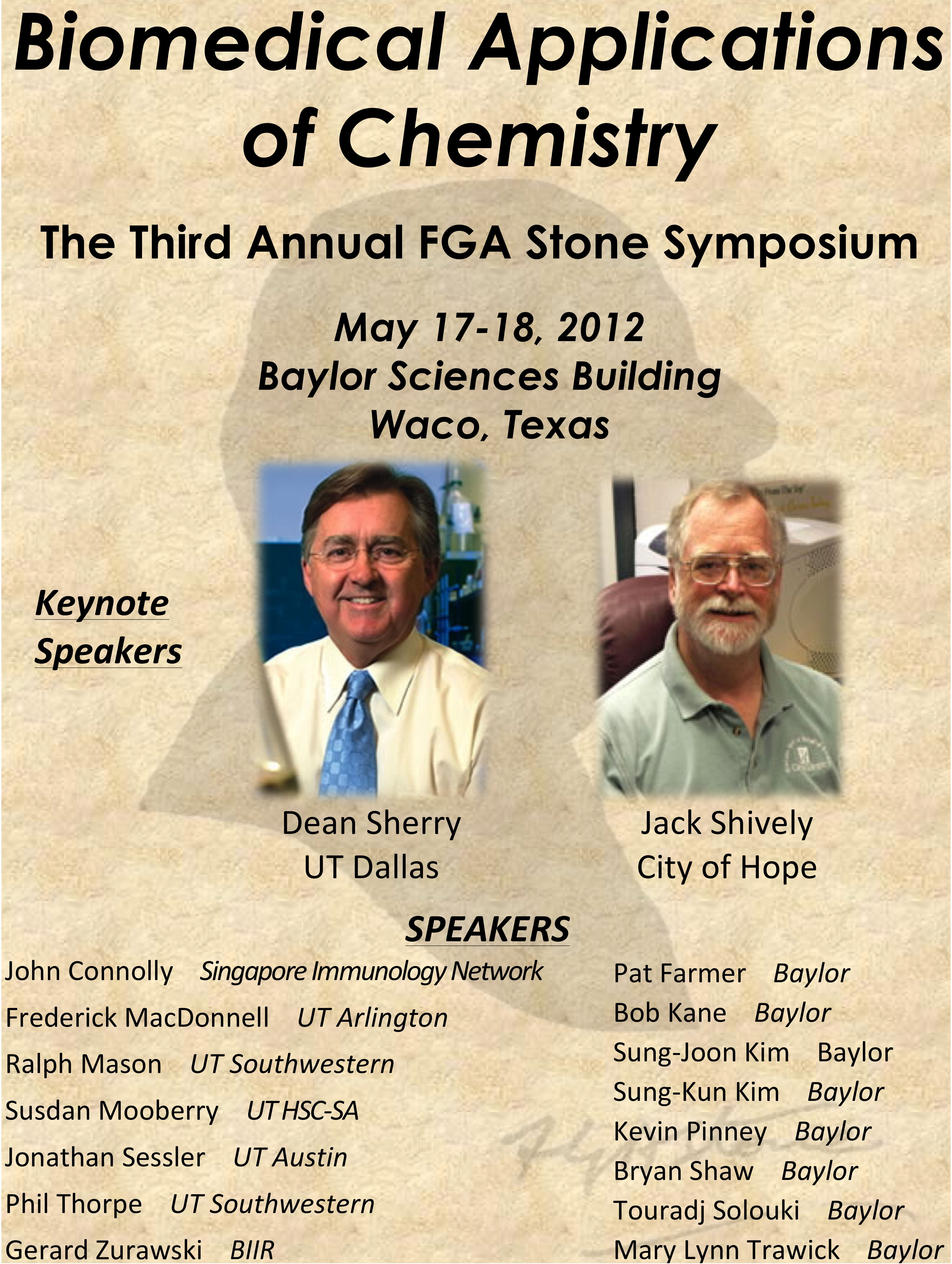 Stone Poster 2011