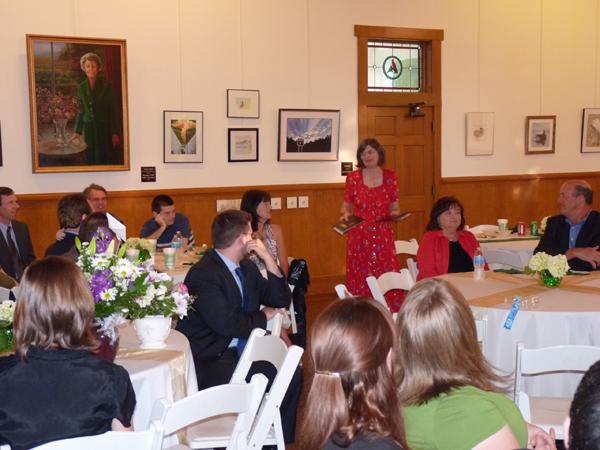 Grad Award 2011_M.Nichols