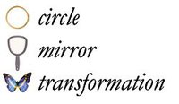 Circle Mirror Transformation Logo