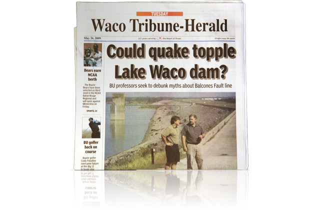 Waco Tribune-Herald Placement