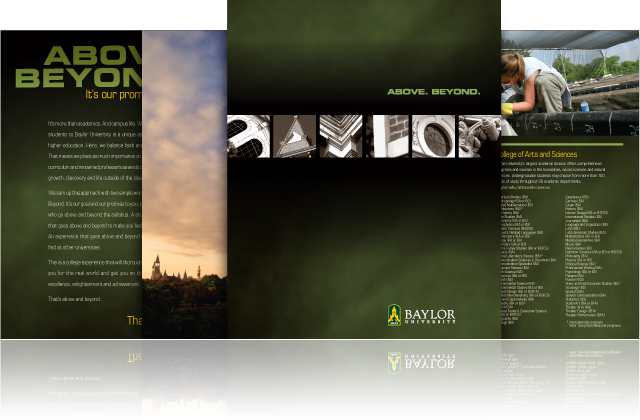 Admissions Viewbook